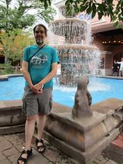 Joseph at Casa Bonita (BunnyHugger) Tags: casabonita colorado denver fountain joseph mexican restaurant