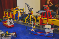DSC_0101 (skockani) Tags: lego bricks legoland legominifigures cmf minifigures afol toys play fun legomania toyphotography legophotography lug rlug lugskockani legoskockani skockani exibition show