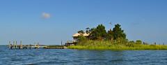 Island Getaway (A Tidewater Gardener) Tags: virginia backriver hampton grandviewbeach kayaking