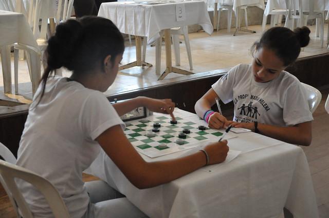 Competição de Damas 12.09.18 - Manoela Fonseca