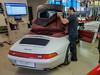 Porsche 911 Typ 993 Montage Bezug