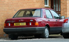 G841 VOO (3) (Nivek.Old.Gold) Tags: 1989 ford sierra sapphire 18 lx laidlaw brentwood