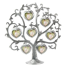 Tree Shaped Metallic Photo Frame (mywowstuff) Tags: gifts gift ideas gadgets geeky products men women family home office