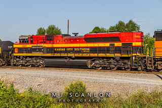 KCSM 4091 | EMD SD70ACe | CN Shelby Subdivision