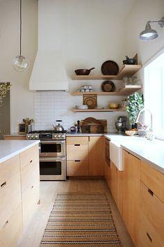Kitchen, Rug Floor,