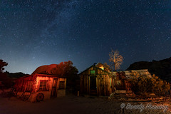 046-Keys_Ranch_Night-010 (Beverly Houwing) Tags: keysranch billkeys earlysettlers desert mining barn schoolhouse cabin ranching joshuatreenationalpark desertqueenranch outpost equipment home shed cars cemetery oreprocessing california yuccavalley 29palms night sky stars lightpainting yellow orange