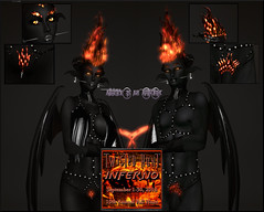 Introducing... (sabayne) Tags: attitudeisanartform twisted hunt inferno demon immersion