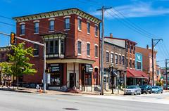 Fayette & 1st (Eridony (Instagram: eridony_prime)) Tags: conshohocken montgomerycounty pennsylvania borough smalltown downtown suburb suburbanphiladelphia metrophiladelphia