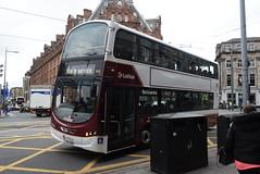 LB 1014 @ Princes Street, Edinburgh (ianjpoole) Tags: lothian buses volvo b9tl wright eclipse gemini lxz5397 1014 princes street edinburgh this is former metroline london vw1861