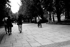 In Nakajima Park (shou yokoya) Tags: film 135 35㎜ analogue bessat monochrome streetphotofraphy bw