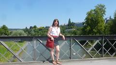 Zürich - Sihl (Alessia Cross) Tags: crossdresser tgirl transgender transvestite travestito