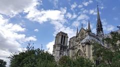 Notre-Dame de Paris (Mostesare) Tags: notre dame de paris building