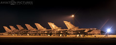 Night on the line (Aviation-Pictures.co.uk) Tags: panavia tornado german jet military luftwaffe exercise bomber air force aviation pictures dan foster