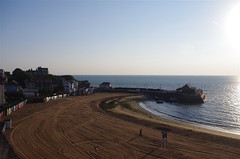 A Broadstairs to Faversham cycle ride...... (favmark1) Tags: broadstairs faversham cycle ncr15 viking route vikingcycleroute beach sea