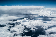 Clouds (FrankR_) Tags: aerialview clouds nikon1v1 antalya turkey tr