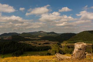 Puy de Combegrasse - Auvergne