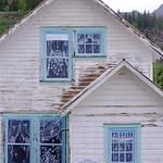 Abandoned Idorado Miners' Housing, Million Dollar Highway thumbnail