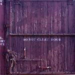Freight Train Door at Rockwood Depot, Durango & Silverton Narrow Gauge Railroad thumbnail