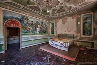 Abandonned Villa - Urbex