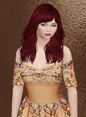 TRUTH Reyane 1 (Treycee Melody) Tags: truth vipgift hairstyle hair stylisthud colorhud fashion style secondlife womens
