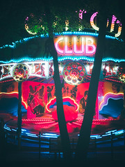 DSC_4050 (Leonidvsv) Tags: lights shadows colorful night park perm mood attractions entertainment city highlights russia