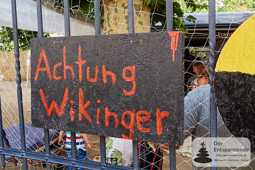 Achtung Wikinger