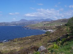 Second Coast, Wester Ross, May 2018 (allanmaciver) Tags: 2nd coast wester ross scotland loch broom view scenery west weather blue sky beautiful day allanmaciver second