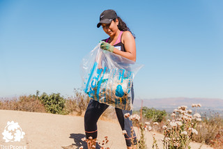 TreePeople's Coastal Clean-Up Day