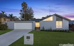 64 Peel Road, Baulkham Hills NSW