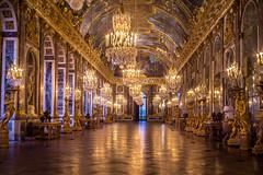 La Galerie des Glaces (Chrisar) Tags: angénieux3570 architecture nikond750 trépied