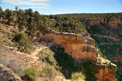 Bright Angel Trail And Tunnel 2018.06.06.16.18.04 (Jeff®) Tags: jeff® j3ffr3y copyright©byjeffreytaipale arizona grandcanyon nature nationalpark landscape landschaft unitedstates usa america outside outdoors mountains scenery scenic june 2018 summer frobulatingwidgets canttouchthis flickr americathebeautiful