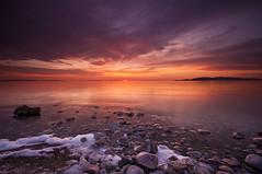 _DSC3056_DAYS END (antelope reflection) Tags: greatsaltlake utah reflection colors beach clouds statepark smooth antelopeisland
