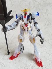 Gundam Barbatos Lupus Rex Clear Color (sebastien.robo) Tags: gundam barbatos lupus rex clearcolor limiteditem robot custom 1144