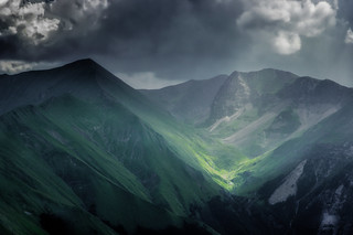 Light on the Valley