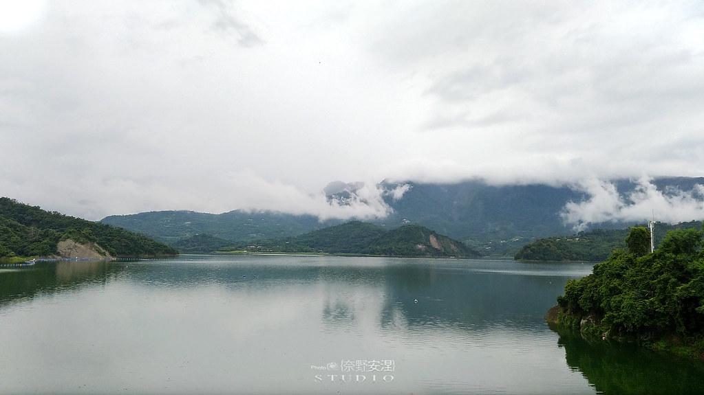 曾文水庫360度咖啡觀景樓 |雨後的台灣,很美42