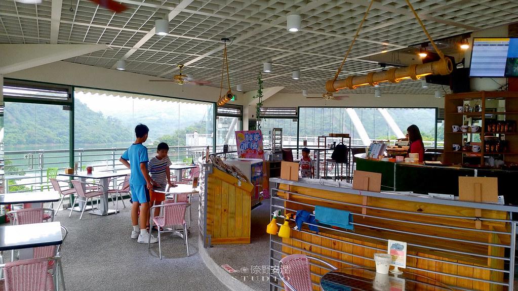曾文水庫360度咖啡觀景樓 |雨後的台灣,很美24