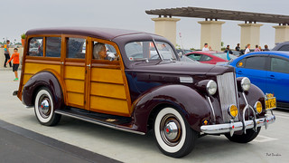 1938 Packard Six Station Wagon