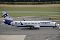 SunExpress TC-SED Boeing 737-8CX Winglets cn/32361-1098 @ LOWW / VIE 21-06-2018 (Nabil Molinari Photography) Tags: sunexpress tcsed boeing 7378cx winglets cn323611098 loww vie 21062018