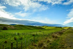 Hawke's Bay Region, New Zealand (cmphotography_nz) Tags: hawkesbay newzealand aotearoa scenic views rollinghills landscapephotography nikon d3200 tokina 1116mm wideangle