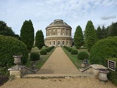 Please be careful on the steps (roadscum) Tags: england suffolk ickworth house nationaltrust path garden georgian italianate formal