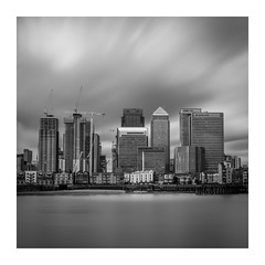 Money Money Money (Robgreen13) Tags: london canarywharf riverthames cityscape finance money longexposure ndfilters bw mono urban