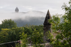 Misty - 05 Sep 2018 - 25 (ibriphotos) Tags: dumyat ochilhills wallacemonument commute clackmannanshire mist fog morning weather cycling stirling