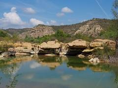 Reflexes al Matarranya (pepa_carbassa) Tags: naturalezacautivadora naturaleza riu rio fleuve river aigua agua eau water