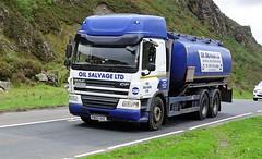 Oil Savage Ltd DAF CF75.380 PN60 OHZ (sab89) Tags: bolton liverpool waste collection service oil savage ltd daf cf75380 pn60 ohz