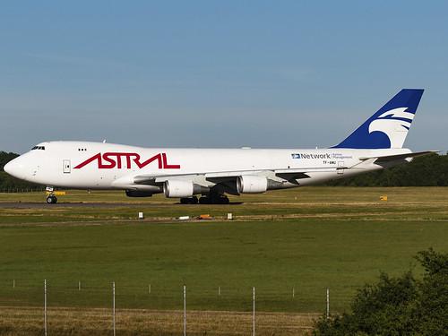 Astral Aviation | Boeing 747-48EF | TF-AMU