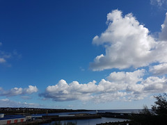 Cumulus clouds over Wick (Shandchem) Tags: cumulus clouds wick caithness september