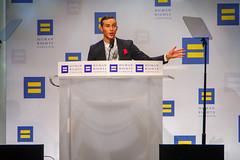2018.09.15 Human Rights Campaign National Dinner, Washington, DC USA 06179