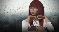 Here I Am (tarja.haven) Tags: fabia amias vyc emozione vanityevent accesevent hair meshhair necklace meshjewellery meshnecklace naturalfreckles photography photo pixelart portrait tarjahaven event avatar secondlife sl digitalart fashion virtual