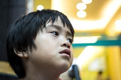 黃白 (moseskim27) Tags: carlzeisstessar50mmf28 f28 m42 toottoot carlikonvoigtlander child taiwan zhubei 竹北 sick