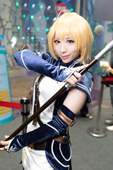 20180819-_MG_5248-CC (Darkside ‧ Photography) Tags: cosplay event portrait comic exhibition taiwan